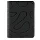 п334 FD макки черный  (обложка для паспорта)