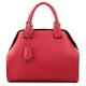6136 Fiato  кожа красный  (сумка женская)