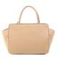 5377 Fiato  кожа /лак бежевый (сумка женская)